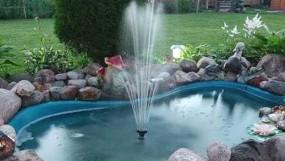 Как выбрать насос для фонтана?
