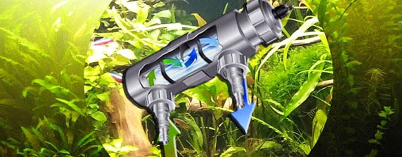 Как выбрать уф стерилизатор для аквариума?