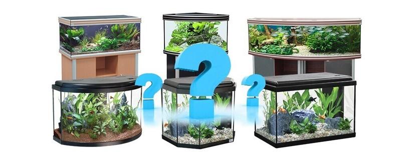 Какой аквариум лучше купить?