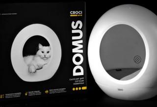 Новинка на сайте – Умный дом для животных Croci Domus