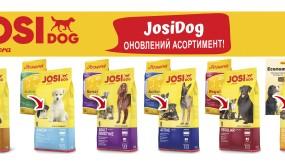 Обновленные корма Josera – JosiDog