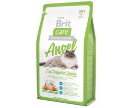 Сухой корм для кошек Brit Care Cat Angel I am Delighted Senior