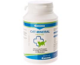 Поливитаминный комплекс для кошек Canina Cat-Mineral Tabs