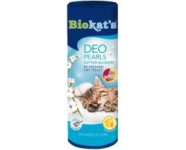 Дезодорант для кошачьего туалета Biokat's Deo Pearls Cotton, 700 гр (G-605173)