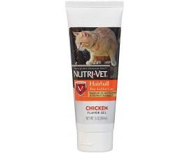 Добавка для выведения шерсти у кошек Nutri-Vet Hairball, 89 мл