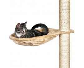 Гамак для когтеточки кошки Trixie бежевый (43981)