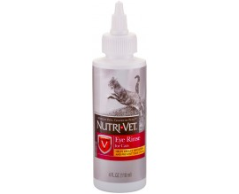 Глазные капли для кошек Nutri-Vet Eye Cleanse, 118 мл