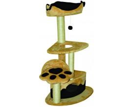 Когтеточка для кошек Природа Городок угловая бежевая (PR740263)