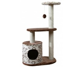 Когтеточка для кошки Trixie Cаsta коричневая/бежевая (44590)