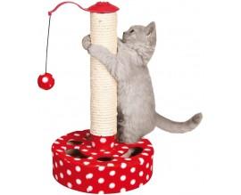 Когтеточка для котят Trixie красная/белая (4292)