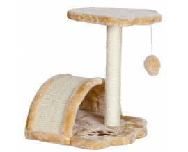 Когтеточка для кошки Trixie Vitoria бежевая (43751)