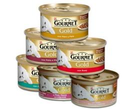 Консервы для кошек Gourmet Gold 85 г