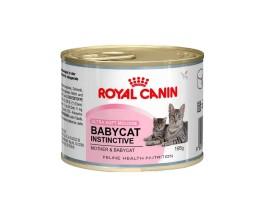 Консервы для котят Royal Canin BABYCAT INSTINCTIVE, 195 гр
