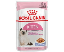 Консервы для котят Royal Canin KITTEN INSTINCTIVE IN JELLY, 85 гр