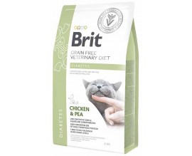 Корм для кошек с диабетом Brit GF Veterinary Diets Cat Diabets