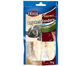 Лакомство для кошки Trixie Premio Chicken Tenders куриные крылья, 70 гр (42735)