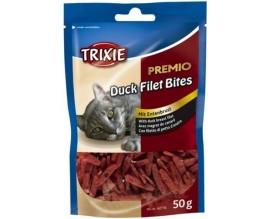 Лакомство для кошки Trixie Premio Duck Filet Bites филе утки, 50 гр (42716)