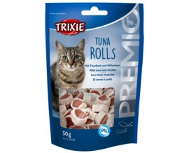 Лакомство для кошки Trixie Premio Tuna Rolls тунец, 50 гр (42732)
