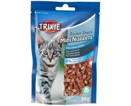 Лакомство для кошки Trixie Trainer Snack Mini Nuggets, 50 гр (42741)