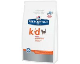 Лечебный корм для кошек Hill's Prescription Diet Feline K/D