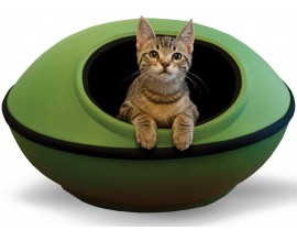 Лежак-домик с электроподогревом для кошек KH Thermo-Mod Dream Pod