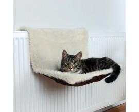 Лежак на батарею для кошки Trixie длинный мех (43141)