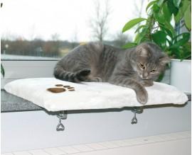 Лежак на подоконник для кошек Trixie Cosy Place (4328)