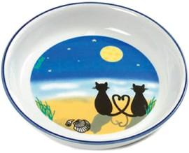 Миска для кошек Karlie-Flamingo Cat Moon, 200 мл