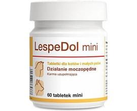 Мочегонный препарат для кошек и собак Dolfos LespeDol mini, 60 табл
