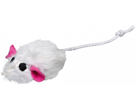 Набор меховых мышей для кошки Trixie с мятой, 6 шт (4503)