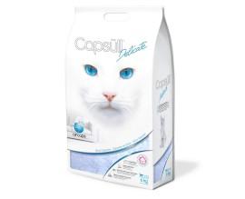Наполнитель туалетов для кошек Capsull Delicate