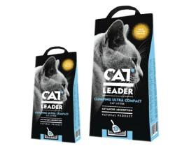 Наполнитель в кошачий туалет Cat Leader Wild Nature (ультра)