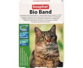 Ошейник от блох и клещей для кошек и котят Beaphar Bio Band, 35 см