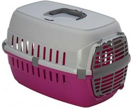 Переноска для собак и кошек Moderna Road Runner 1 ярко-розовый