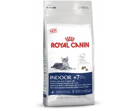 Сухой корм для кошек Royal Canin INDOOR 7+