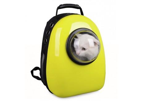Рюкзак-переноска для животных CosmoPet – рюкзак с иллюминатором