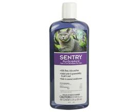 Шампунь от блох и клещей для котов Sentry PurrScriptions