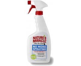 Спрей-антигадин для кошек 8in1 Nature`s Miracle, 710 мл