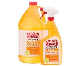 Средство для устранения пятен и запахов кошек 8in1 Natures Miracle Orange-Oxy