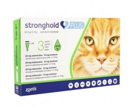 Стронгхолд ПЛЮС для кошек от 5 до 10 кг, 3 пипетки