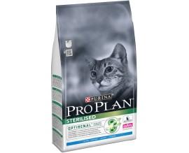 Сухой корм для кастрированных котов ProPlan Sterilised с кроликом