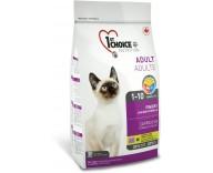 1st Choice Сухой корм для кошек Adult Finicky Chicken
