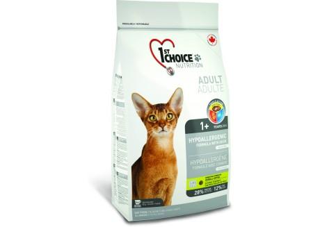 1st Choice Сухой корм для кошек Adult Hypoallergenic