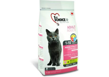 1st Choice Сухой корм для кошек Adult Indoor Vitality