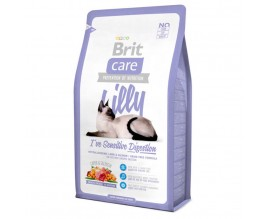 Сухой корм для кошек Brit Care Cat Lilly I have Sensitive Digestion