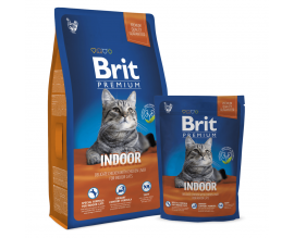 Сухой корм для кошек Brit Premium Cat Indoor