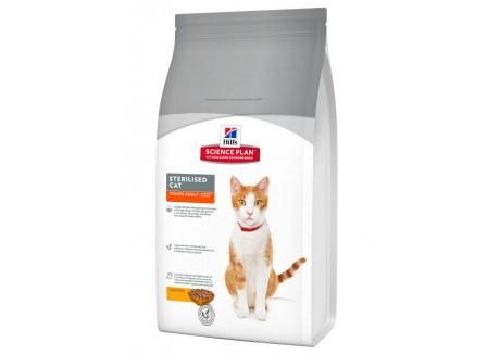 Сухой корм для кошек Hill's SP Feline Adult Young Sterilised Cat With Chicken