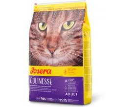Сухой корм для кошек с лососем Josera Culinesse
