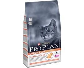 Сухой корм для кошек с проблемами кожи Purina Pro Plan Cat Derma Plus