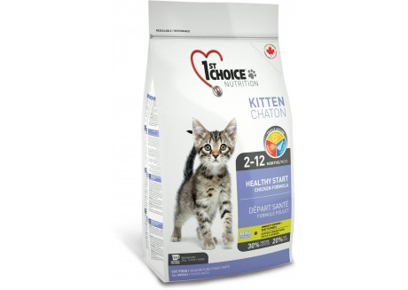 1st Choice Сухой корм для котят Kitten